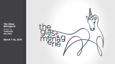 Image result for summit playhouse glass menagerie logo